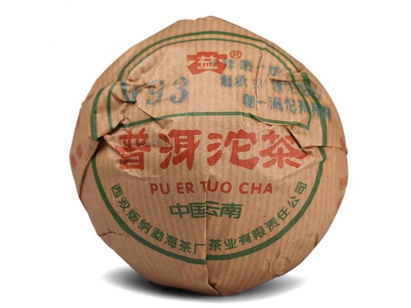 Шу Пуэр V93 2005 года