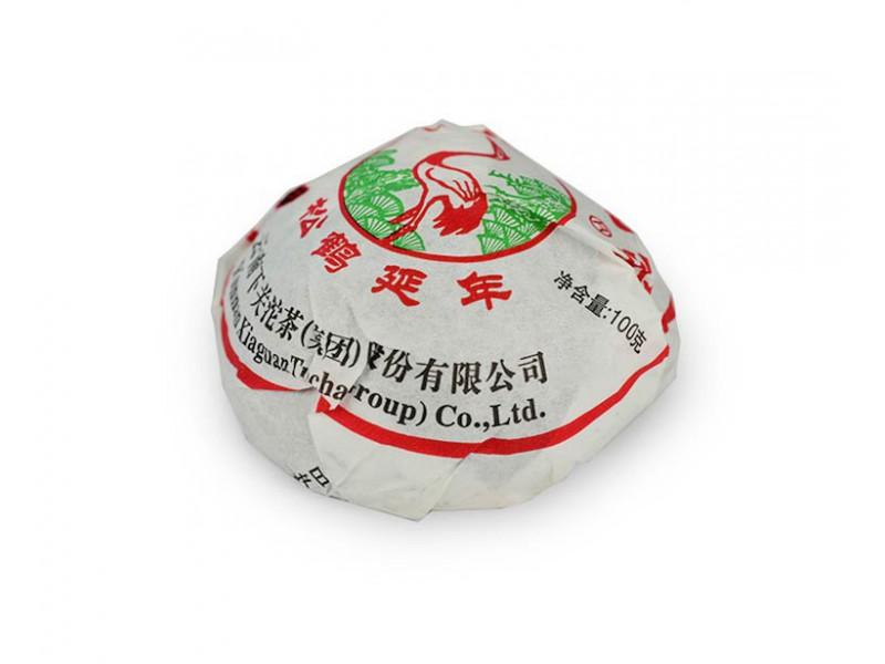 2014 Шу Пуэр Xiao Fa 100г