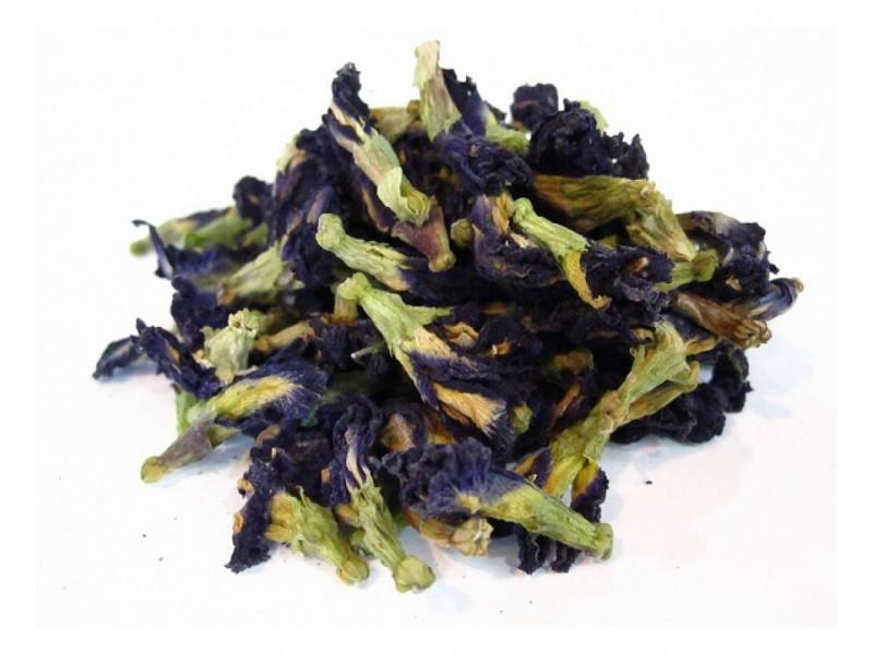 """Синий чай Анчан (Улун с цветками Клитории Тройчатой, Blue Tea """"Butterfly Pea"""")"""